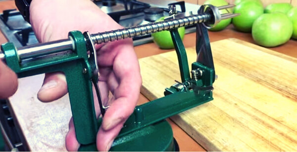 Apple peeler&cutter