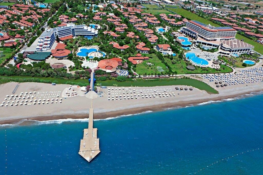 SUNRISE RESORT HOTEL 5* Сиде, фото с просторов интернета.