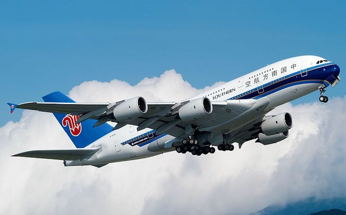 Фото: China Southern Airlines / wiki