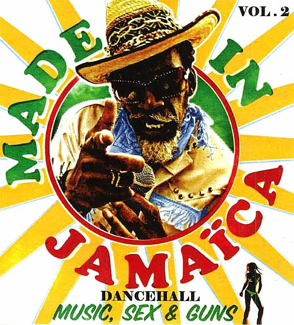 VA - Made In Jamaica (OST) - vol.2 - Dancehall - 2006