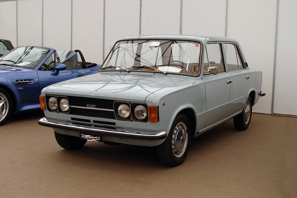 Fiat 124 Speciale T