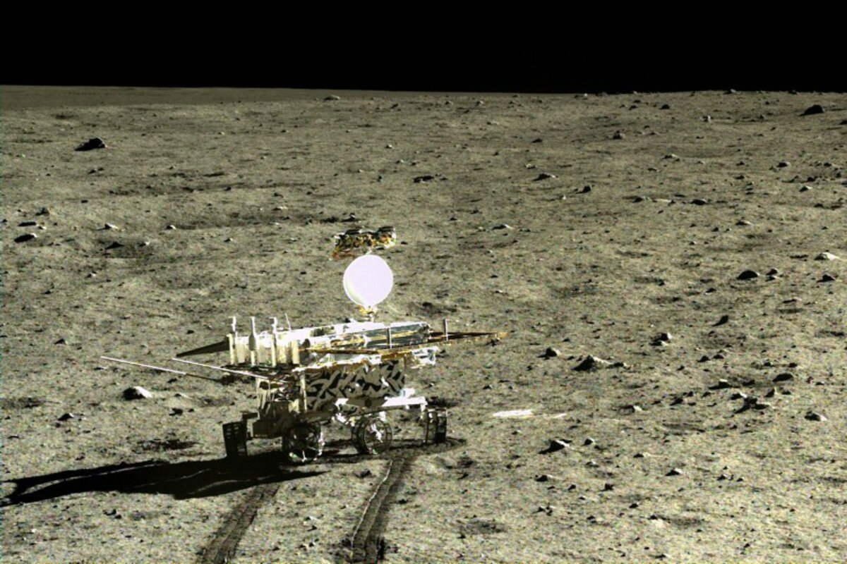 chinese moon rover - HD1200×800