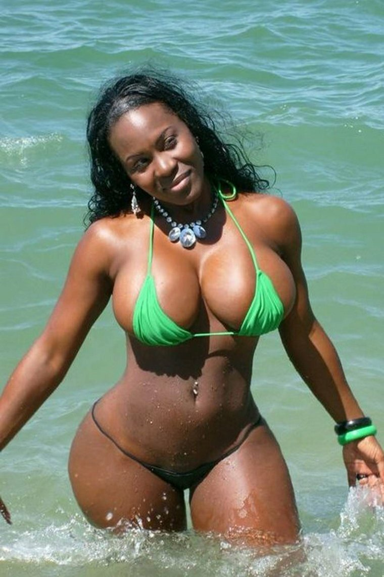 Thick black naked jamaican girls