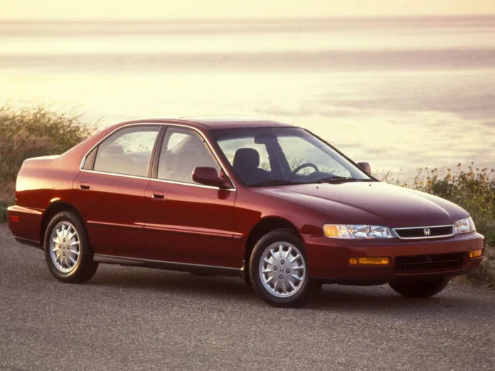 Honda Accord 1997 года