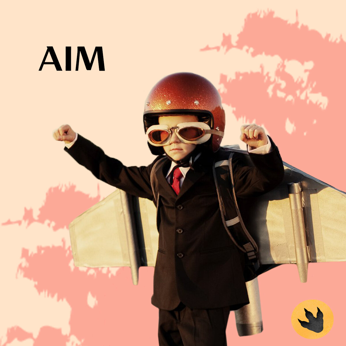 Today is a good day for creating an aim.