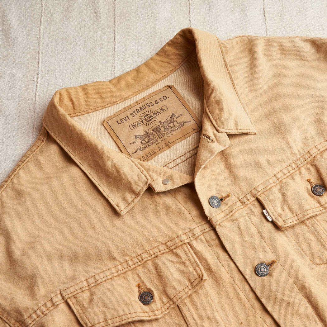 Фото отсюда https://housework.store/collections/outerwear/products/vintage-levis-colorgrown-brown-cotton-denim-jacket