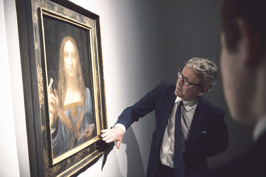sothebys christies auction house scandal - 887×593
