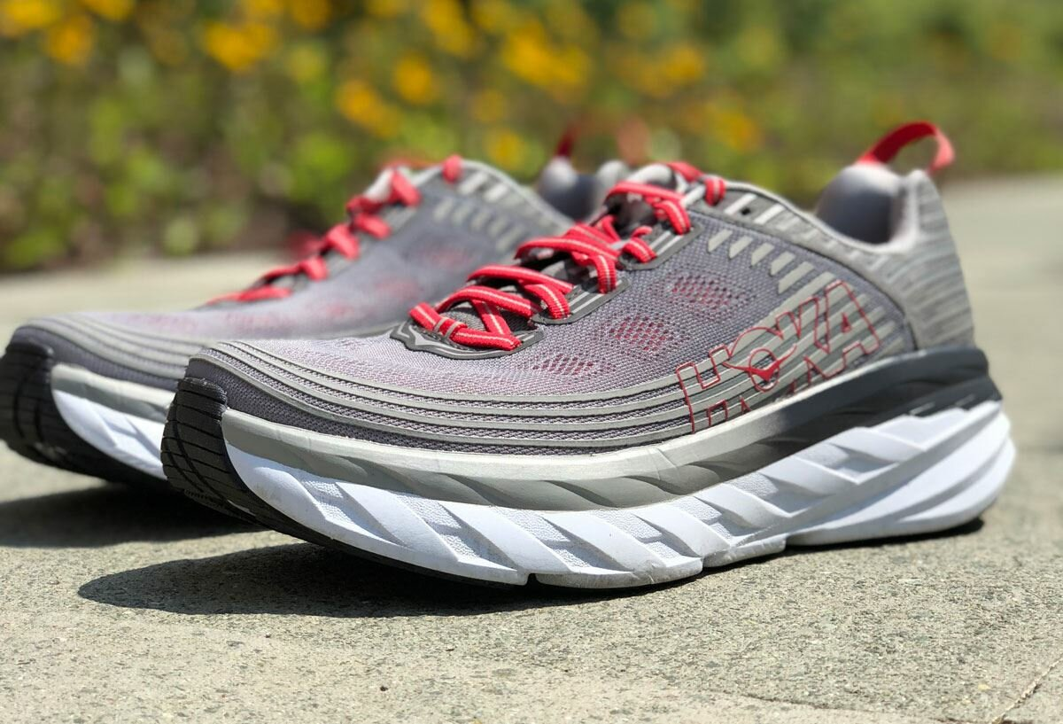 Hoka One One Bondi 6. Источник: believeintherun.com