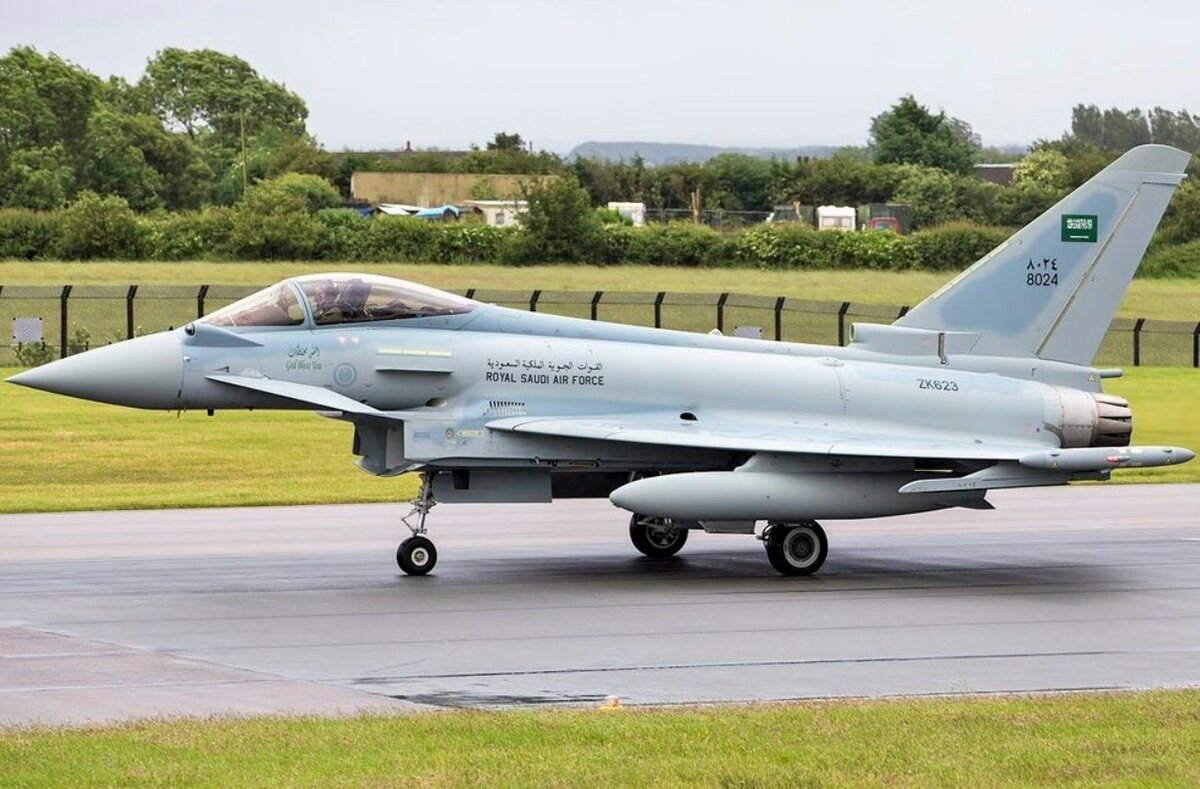 Bcnht,bntkm Eyrofighter Typhoon