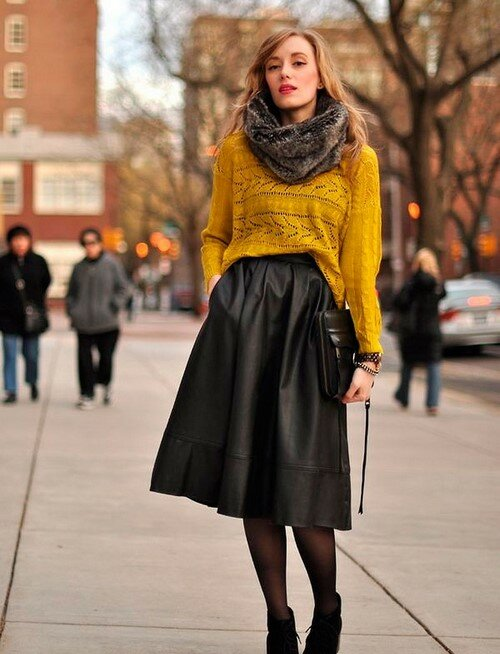 What styles of skirts will be the most fashionable in the coming autumn season 2019?