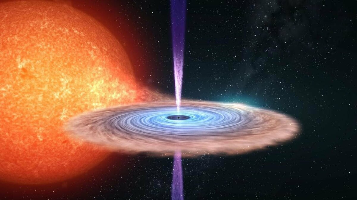 7 weird facts about black holes mnn mother nature network - 1200×675