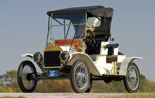 Ford Model T (1908–1927)