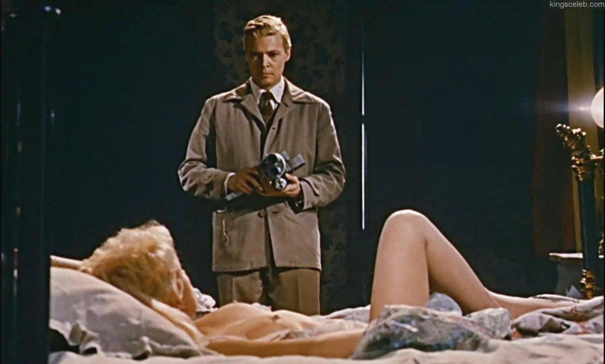 Peeping tom movie nudity #11