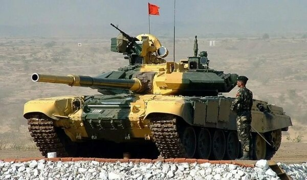 T-90S for the Indian Army