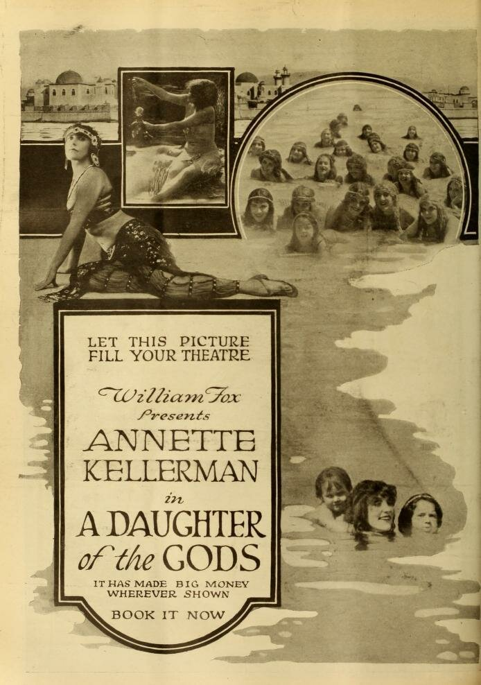 A Daughter of the Gods, 1916