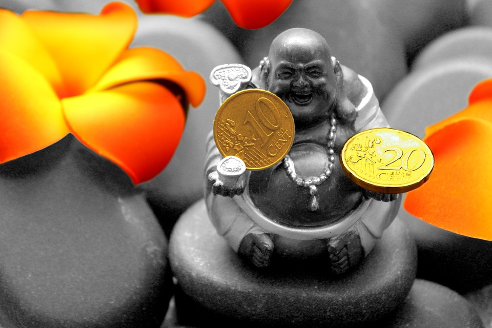 https://pixabay.com/photos/buddha-statue-money-blossom-bloom-459906/