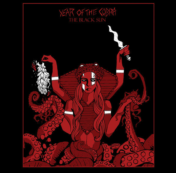 Psychedelic stoner Year of the Cobra