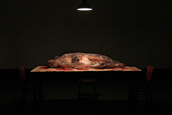 The Negotiating Table, 2012 © Photo: Haupt & Binder
