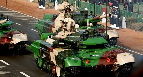 T-90S Bhishma Made in India