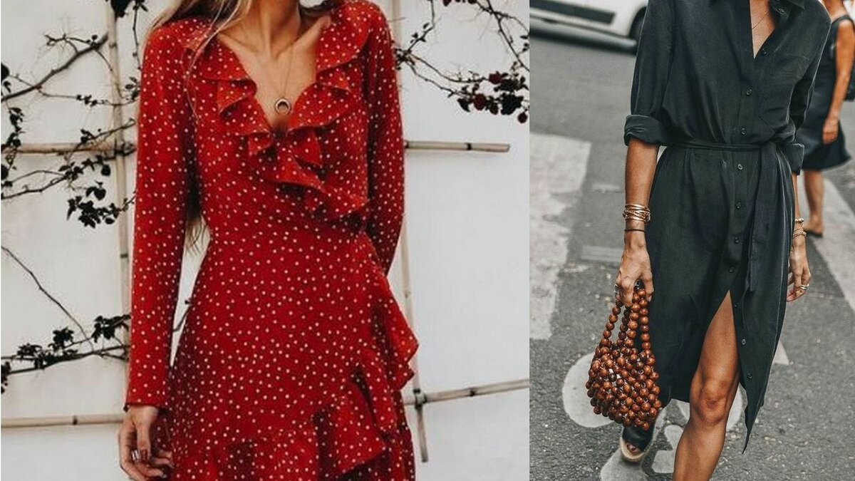 6 dresses that each woman should have in her wardrobe