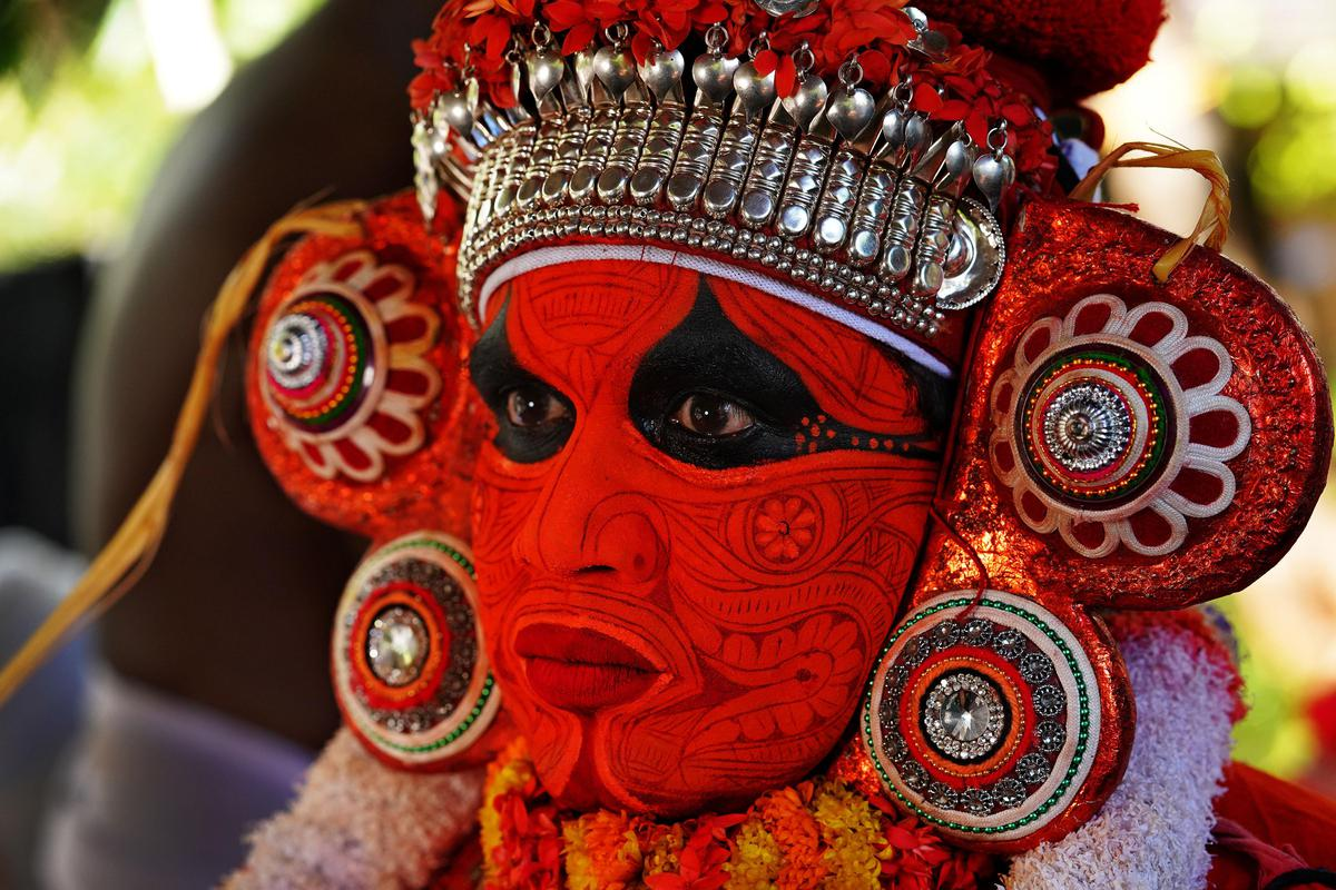 Ramulu on Dec. 26, 2019, 8:20 p.m. by ILCE-7RM3 , SEL85F14GMTheyyam