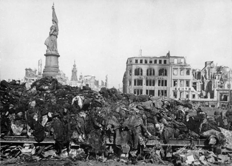can the bombing of dresden be justified Wartime ethics: the bombing of dresden updated on january 26, 2018 ata1515 more ata1515 is a student of history, focusing on the modern, medieval, and ancient histories of europe  with the city destroyed the war was won and victory justified any amount of destruction to the enemy.
