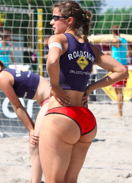 Volleyball big boobs — img 10