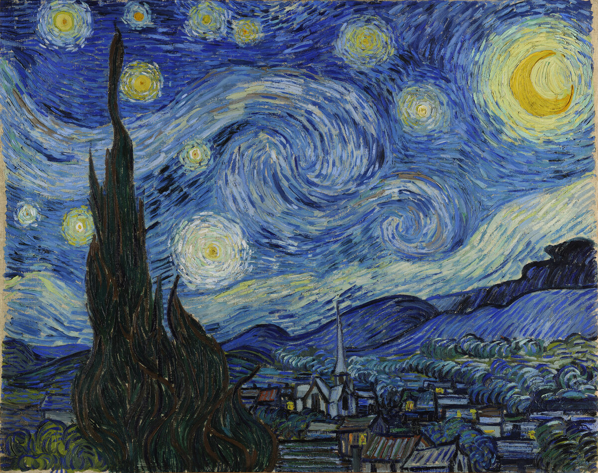 Неправда, которую мы знаем о Ван Гоге / Facts about Van Gogh which is not true