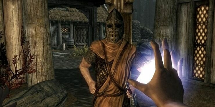 Fores New Idles In Skyrim – FNIS