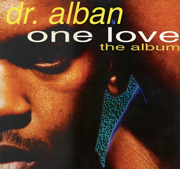 """Dr.Alban, обложка альбома """"One Love"""""""
