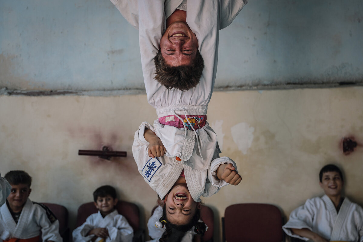 © Anas Alkharboutli, Syrian Arab Republic, 1st Place, Professional competition, Sport, 2021 Sony World Photography Awards