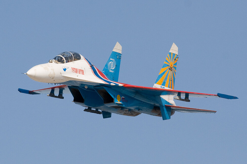 источник: https://upload.wikimedia.org/wikipedia/commons/c/cd/Su-27_low_pass.jpg
