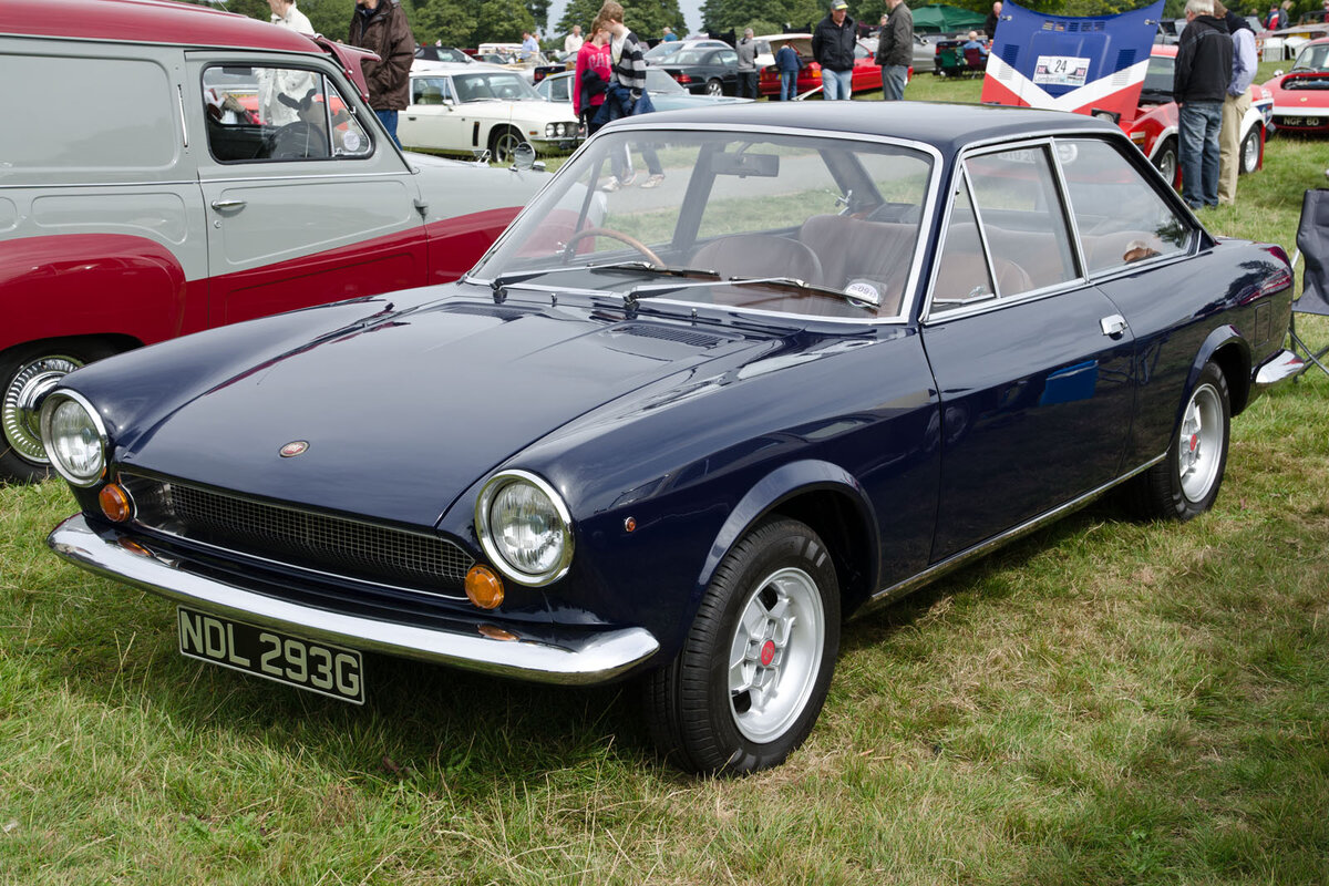 Fiat 124 Coupe 1967
