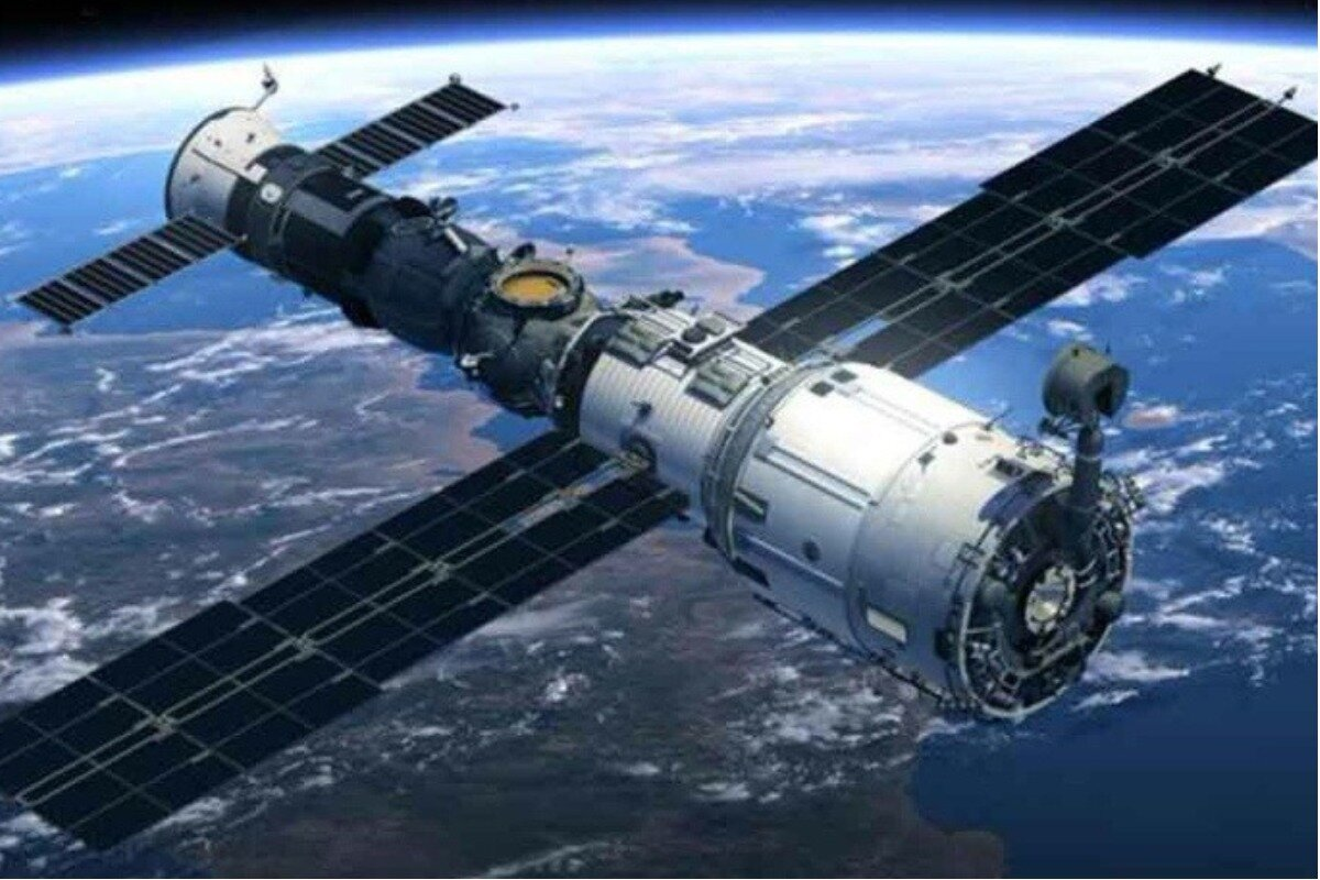 china space station - 1280×720