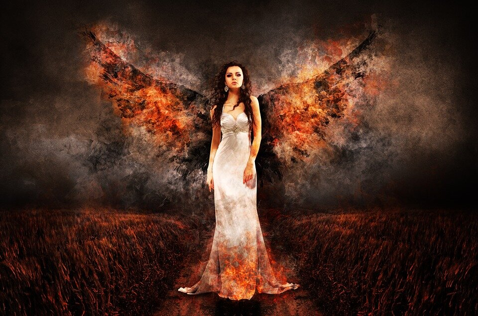 https://pixabay.com/photos/angel-the-witch-hell-archangel-1284369/