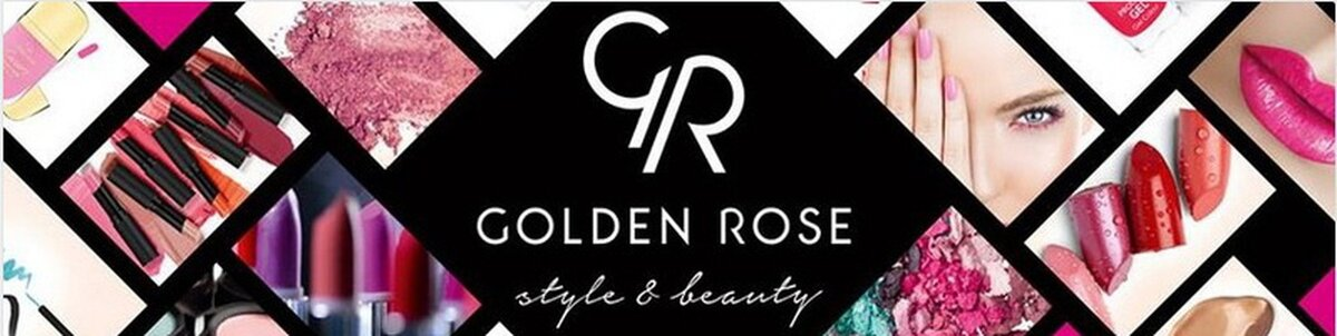 Косметика Golden Rose в Турции