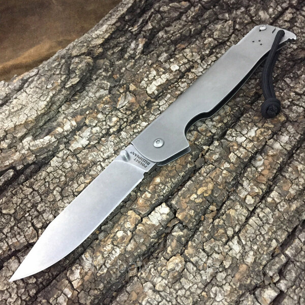 Сold steel pocket bushman