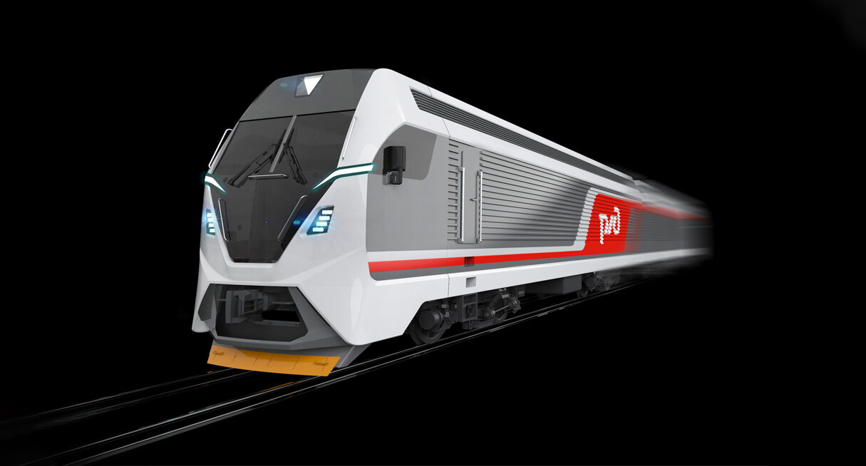 Russian Railways: News - Page 4 Scale_2400