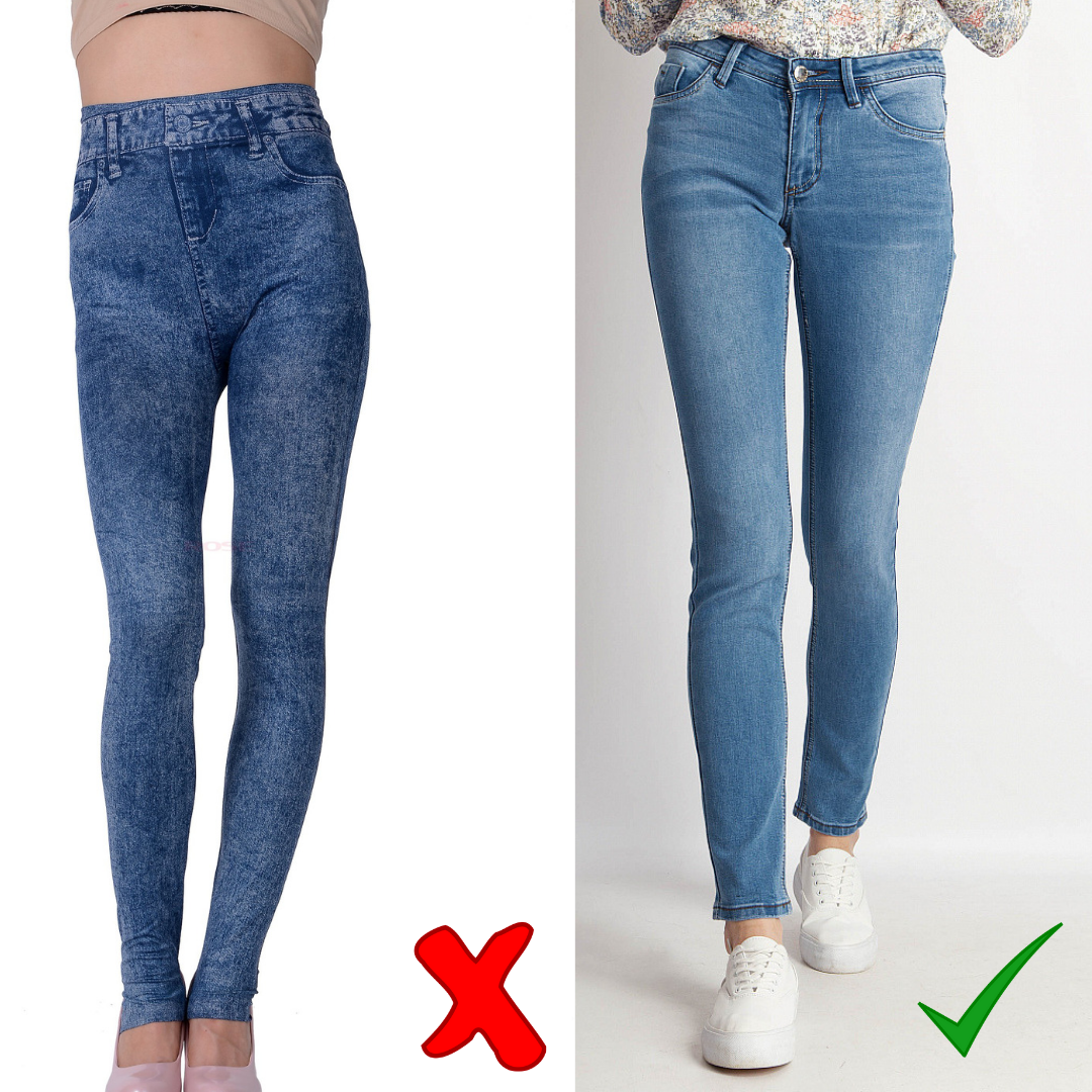 Terrible mistakes in style: six things that will make you look cheaper