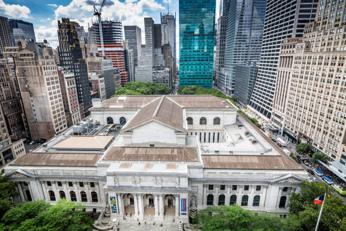 The New York Public Library, NYPL