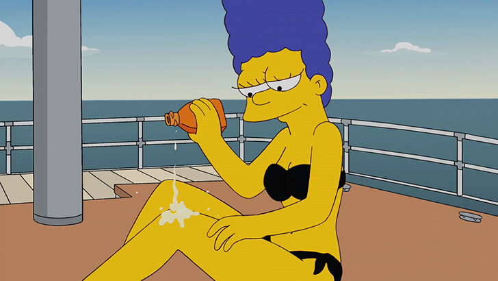 Pics marge simpson photos of the simpsons mother hollywood life