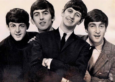 Фотография The Beatles, сделанная Дезо Хоффманом