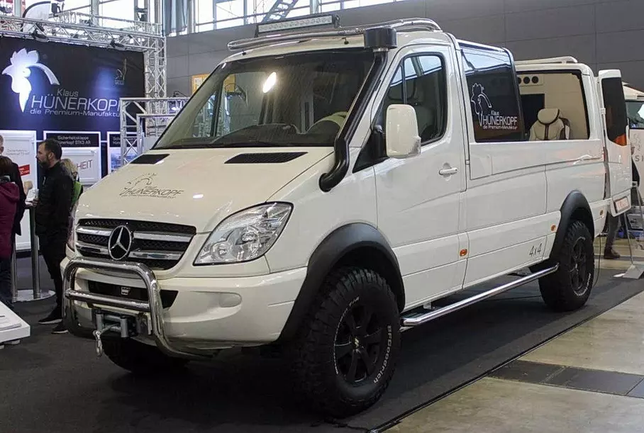 Mercedes-Benz Sprinter Landaulet