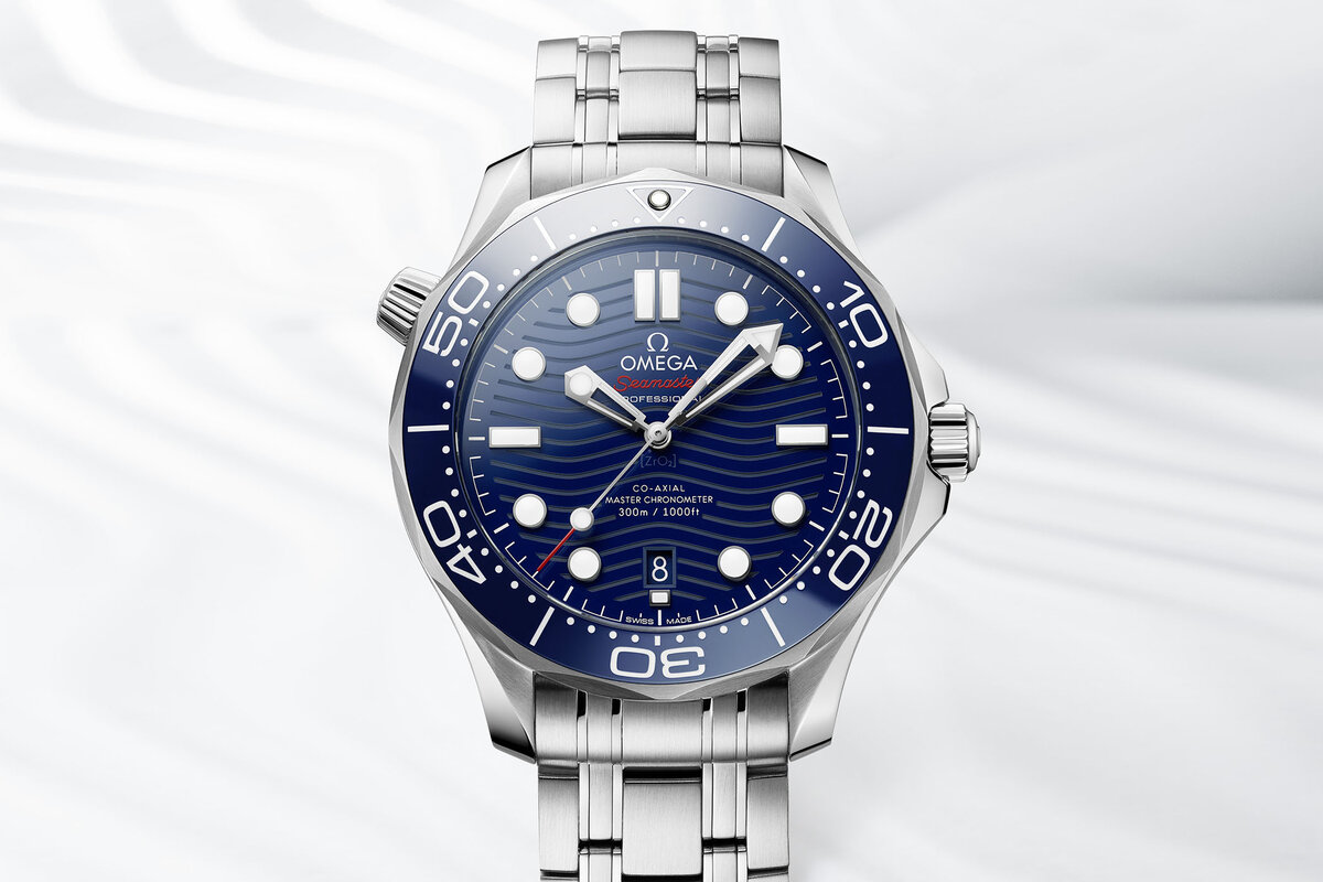 Omega Seamaster Professional 300M Men's Diver's Watch