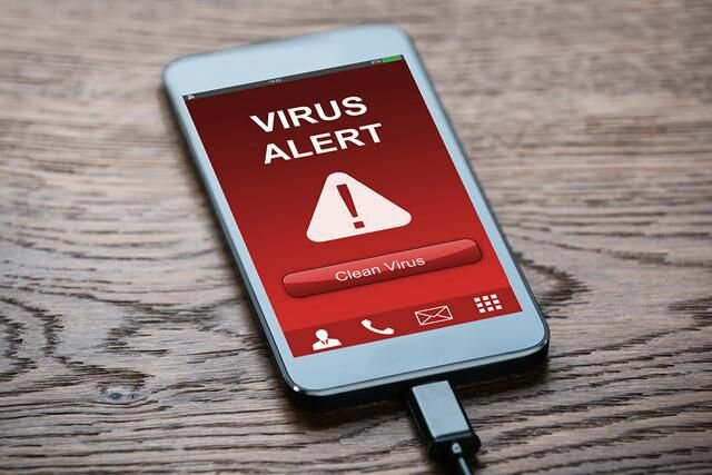 Android virus, quickly rising in the ranking of the most dangerous  Scale_1200
