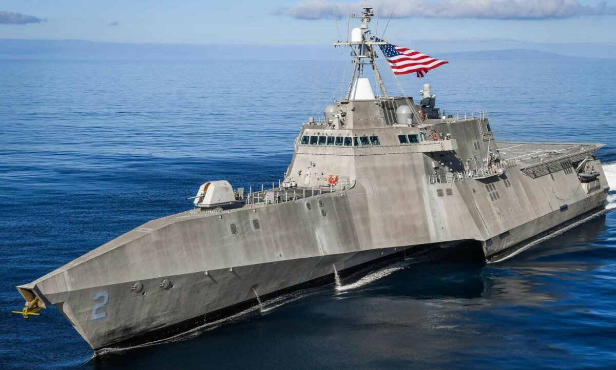 USS Independence (LCS-2)