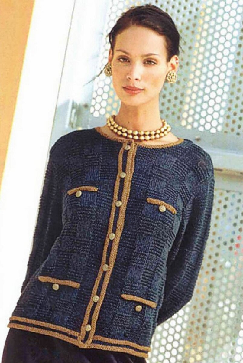 Фото взято с сайта: https://www.ravelry.com/patterns/library/another-coco-jacket