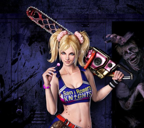 Juliet Starling – Lollipop Chainsaw