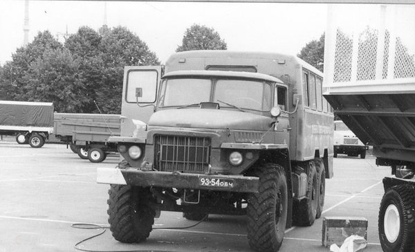 Урал-377Е
