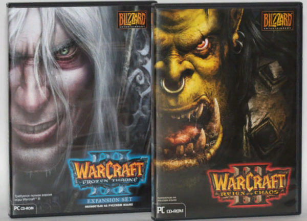 Warcraft 3: Reign of Chaos (2002)